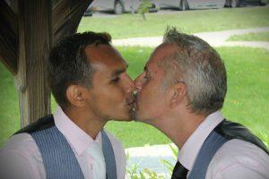 Carlos and John
